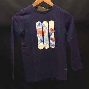 NEW JOULES 100% cotton long sleeve 7/8Y